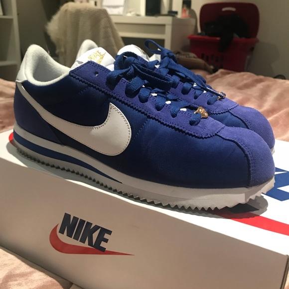 "3b41f23ae0d653 Nike Cortez Basic Nylon ""Long Beach"". M 5acaa87fd39ca20fd52ea442"